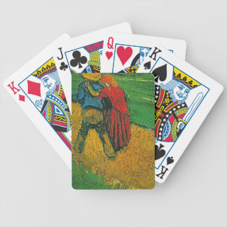 Vincent Van Gogh's 'Two Lovers' Playing Cards