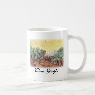 Vincent VanGogh - Olive Grove Coffee Mug