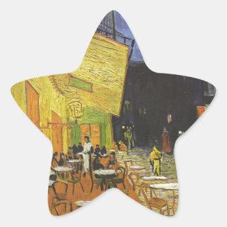 Vincent_Willem_van_Gogh_015 Star Sticker