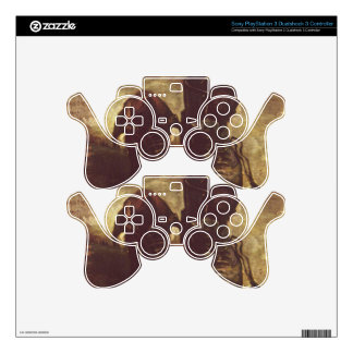 Vincent Willem van Gogh pair of-shoes PS3 Controller Decal