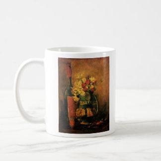 Vincent Willem van Gogh - Vase with Carnations and Mug