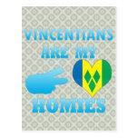 Vincentians are my Homies Postcard