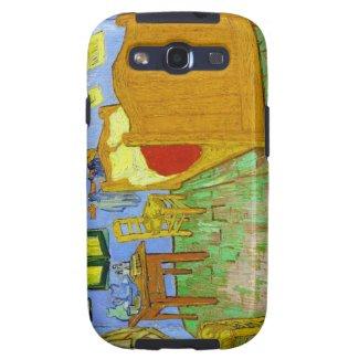 Vincent's Bedroom in Arles by Vincent Van Gogh Galaxy S3 Case