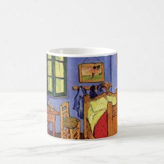 Vincent's Bedroom in Arles by Vincent van Gogh Coffee Mug