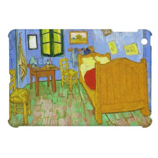 Vincent's Bedroom in Arles by Vincent Van Gogh Case For The iPad Mini