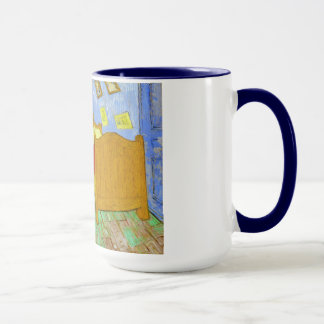 Vincent's Bedroom in Arles by Vincent Van Gogh Mug