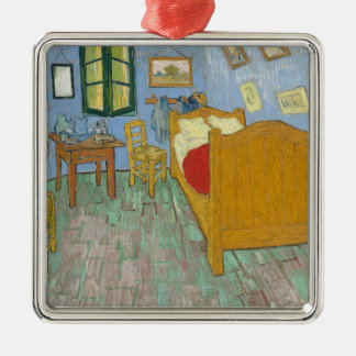 Vincent's Bedroom in Arles Christmas Tree Ornament