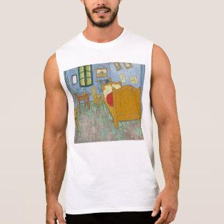 Vincent's Bedroom in Arles Sleeveless Shirt