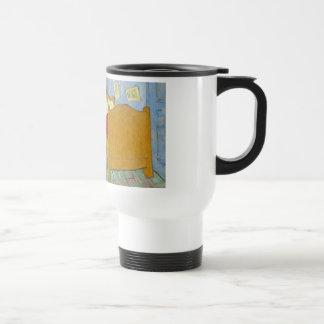 Vincent's Bedroom in Arles Travel Mug