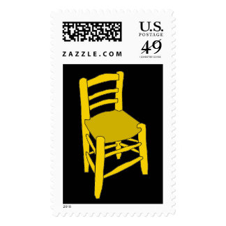 Vincent's Chair - Playhose Draft Postage Stamps