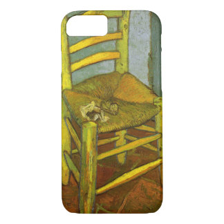 Vincent's Chair with His Pipe by van Gogh iPhone 8/7 Case