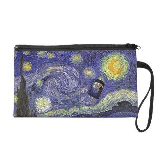 Vincent's Travels Wristlet Purse