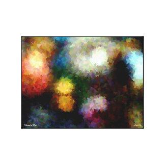 Vincent's Visit Canvas Print