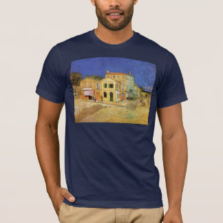 Vincent's Yellow House by van Gogh T-Shirt