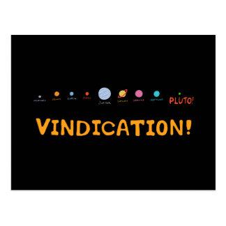 Vindication! Post Cards