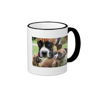Vindy y perritos - foto 09 taza a dos colores