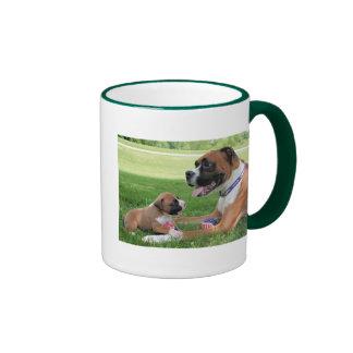 Vindy y perritos - foto 95 taza a dos colores