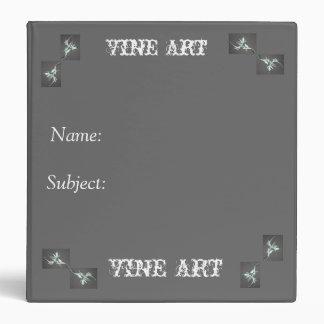 Vine Art School Binder