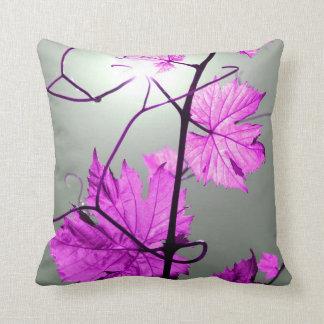 Vine Branch Throw Pillows