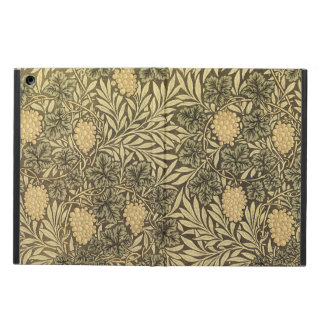 Vine by William Morris, Vintage Textile Patterns Case For iPad Air