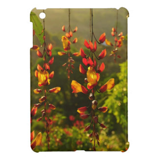 Vine Flowers Cover For The iPad Mini