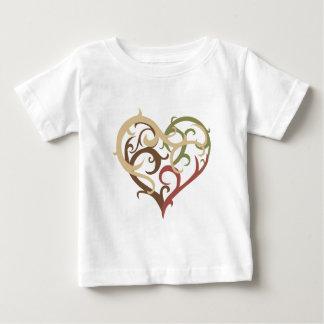 vine heart 4 baby T-Shirt