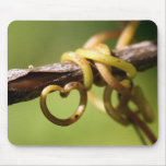 Vine of Love Mouse Pad
