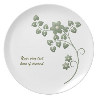 Vine Plate