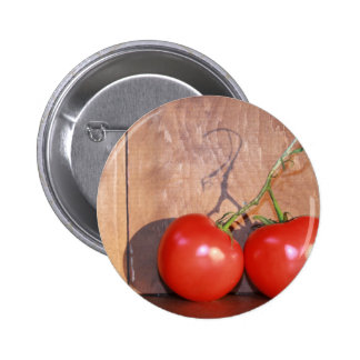 Vine Ripened Pinback Button