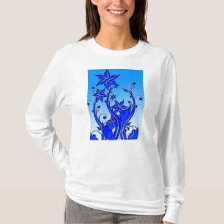 Vine Stem long Sleeve Nano T-Shirt