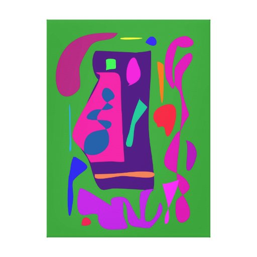 Vine Stretched Canvas Prints