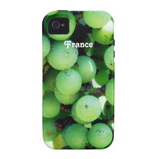 Viñedo en Francia iPhone 4/4S Funda