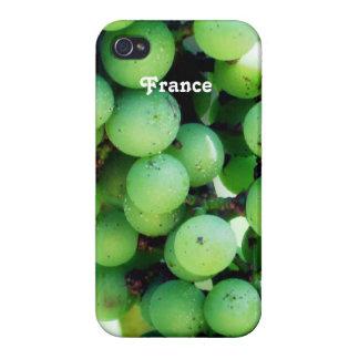 Viñedo en Francia iPhone 4 Protectores
