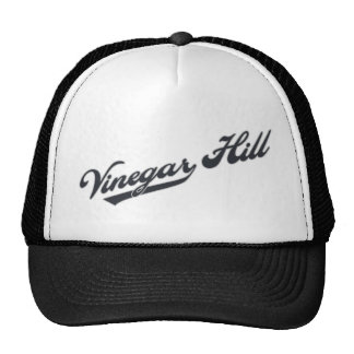 Vinegar Hill Trucker Hat