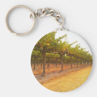 Vines Aligned Keychain