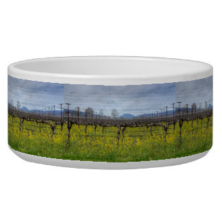 Vines And Wires Pet Food Bowls
