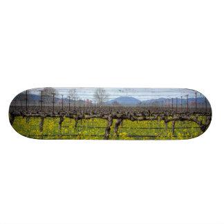 Vines And Wires Skate Decks