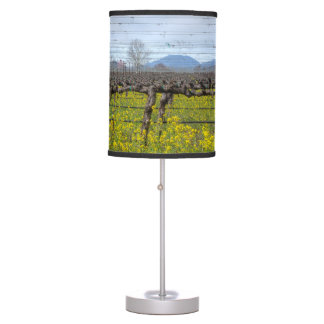 Vines And Wires Table Lamp