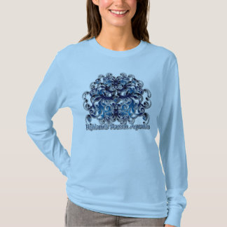 Vines-blue T-Shirt