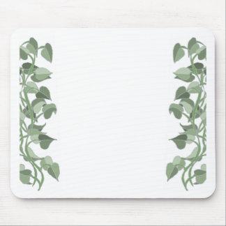 Vines CricketDiane Art Design Mouse Pad