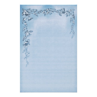 Vines in Winter Stationery