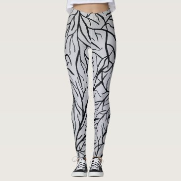 WickedDoodlah Vines Leggings