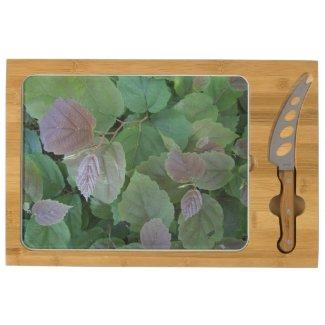 Vines Rectangular Cheese Board