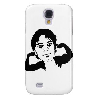 Vinesauce - Fred Strong Galaxy S4 Cases