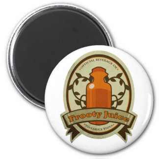 Vinesauce Frooty Juice 2 Inch Round Magnet