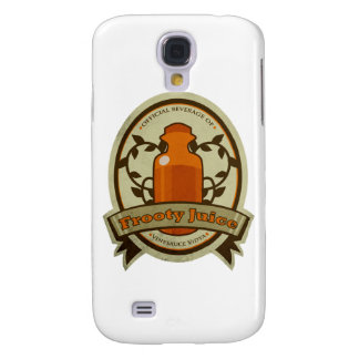 Vinesauce Frooty Juice Samsung Galaxy S4 Cases