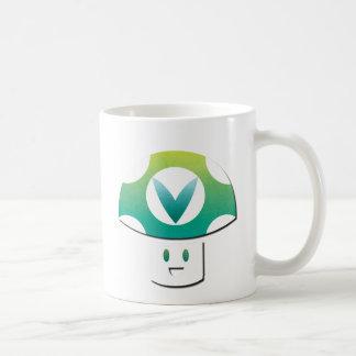 Vinesauce Mushroom Classic White Coffee Mug