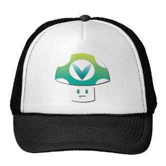 Vinesauce Mushroom Mesh Hats