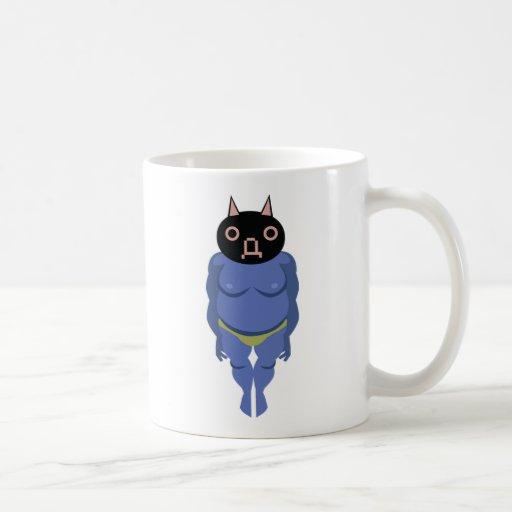 Vinesauce Ralph Bluetawn Coffee Mugs