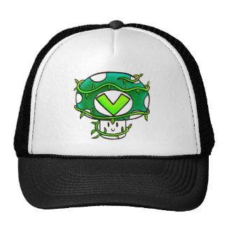 Vinesauce Vine Mushroom Trucker Hat